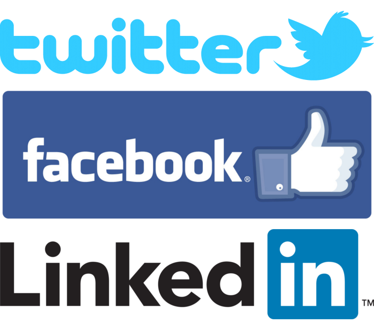 facebook twitter linkedin