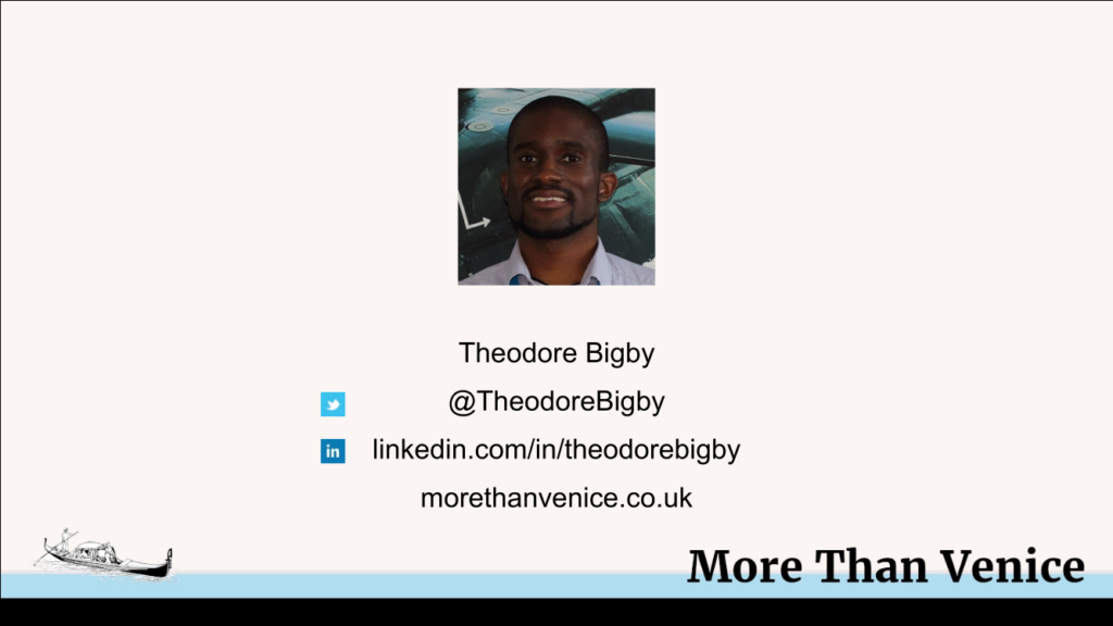 Theodore Bigby's online contact details