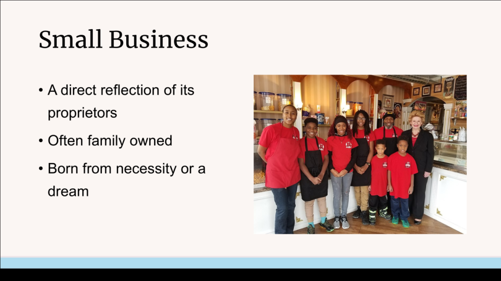 small business proprietors