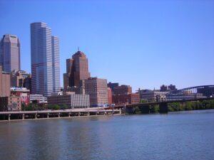 Pittsburgh bridges local marketing